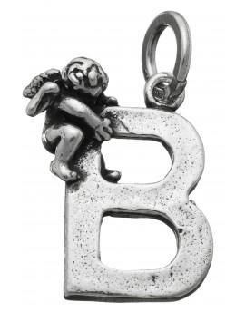 "Charm alfabeto Lettera ""B"" Raspini"