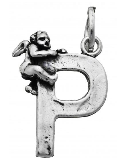 "Charm alfabeto Lettera ""P"" Raspini."