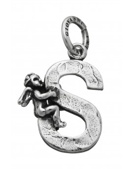 "Charm alfabeto Lettera ""S"" Raspini."