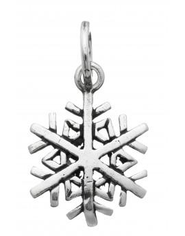 Charm fiocco di neve Raspini