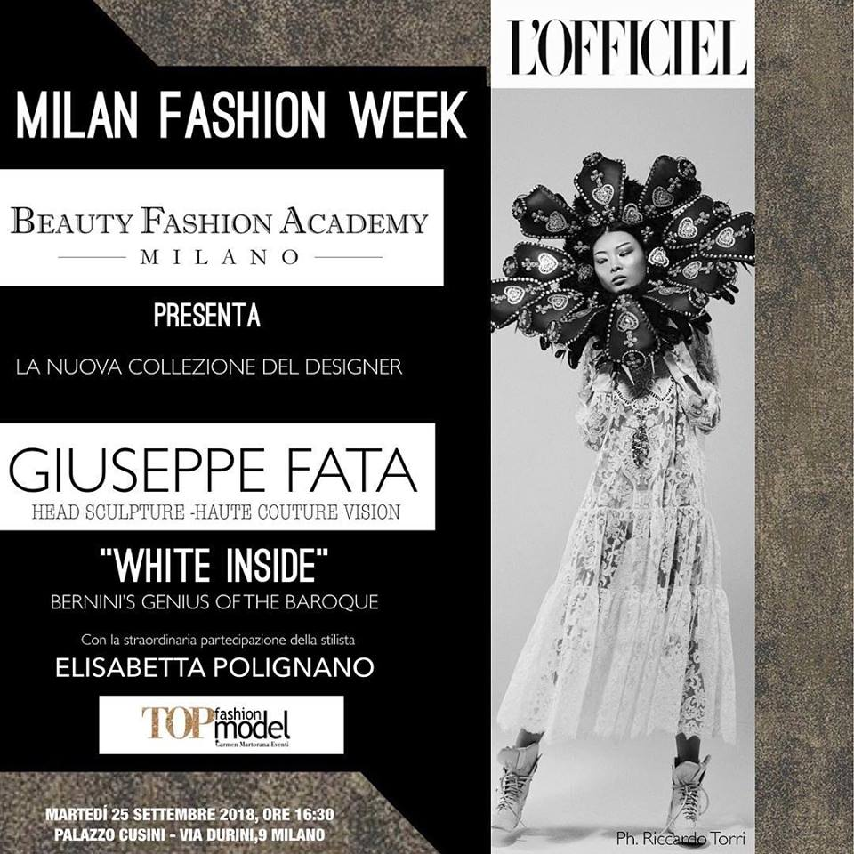 Desio Sposa alla Milano Fashion Week